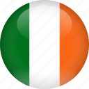 country, flag, ireland