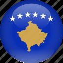 country, flag, kosovo