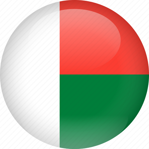 country, flag, madagascar icon