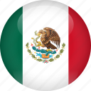 country, flag, mexico