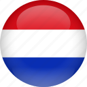 country, flag, netherlands