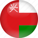country, flag, oman