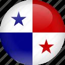 country, flag, panama