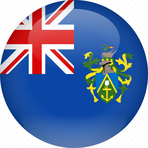 country, flag, islands, pitcairn icon
