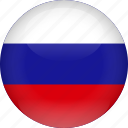 russian, country, flag, russia icon