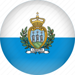 country, flag, marino, san marino icon