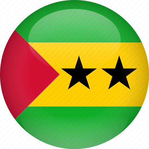 country, flag, principe, sao, sao tome and principe, tome icon