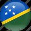 country, flag, islands, solomon icon