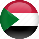 country, flag, sudan