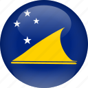 country, flag, tokelau icon