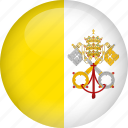 country, flag, vatican