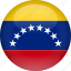 country, flag, venezuela icon