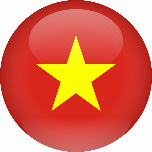 country, flag, vietnam icon