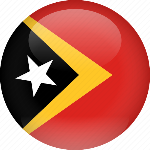country, east, flag, timor icon