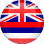 country, flag, hawaii icon