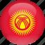 country, flag, kyrgyzstan icon