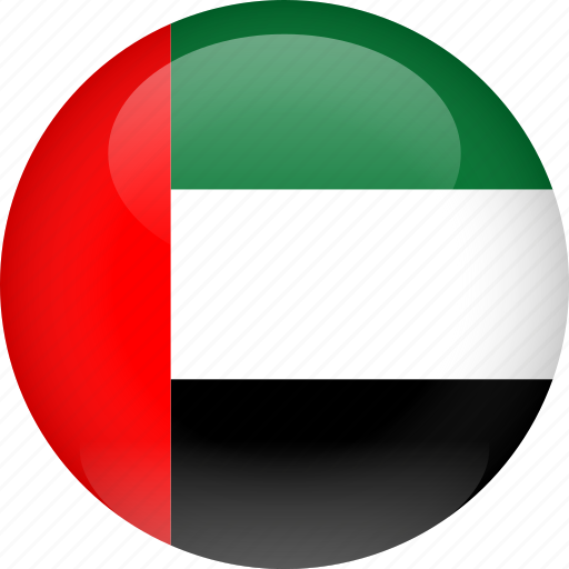 country, flag, uae icon
