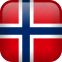 flag, norway, svalbard icon