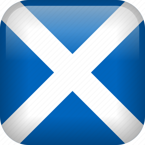 flag, scotland icon