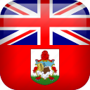 bermuda, flag icon
