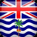 british indian ocean territory, flag