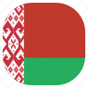 belarus, country, flag, national icon