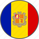 andorra, flag, country