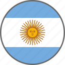 argentina, flag, country