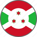 burundi, flag, country