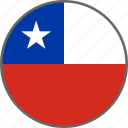 flag, chile, country