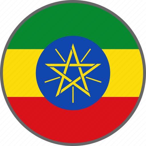 Ethiopia, flag, country icon - Download on Iconfinder