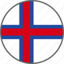 faroe, flag, country