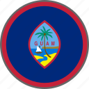 flag, guam, country
