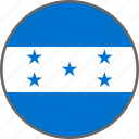 country, flag, honduras icon