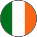 flag, ireland, country
