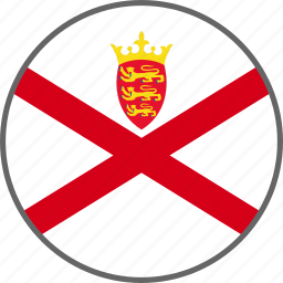 country, flag, jersey icon
