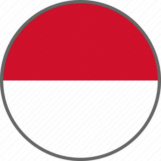country, flag, monaco icon