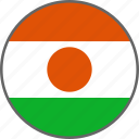 flag, niger, country