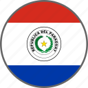 flag, paraguay, country