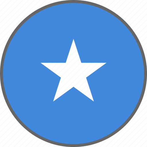 Flag, somalia, country icon - Download on Iconfinder