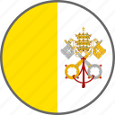 flag, vatican, country icon