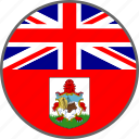 flag, bermuda, country