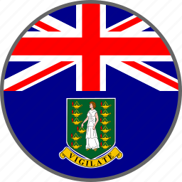 british virgin, country, flag, virgin icon