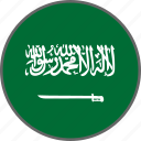 flag, saudi arabia, country
