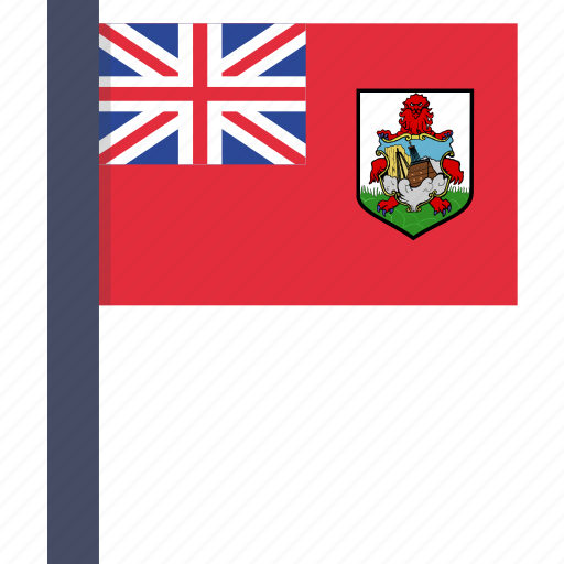 bermuda, country, flag, national icon