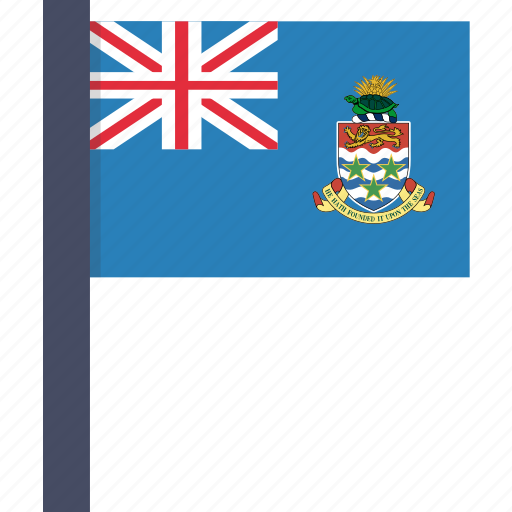 cayman, country, flag, islands, national icon