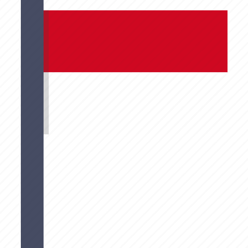 asian, country, flag, indonesia, indonesian, national icon