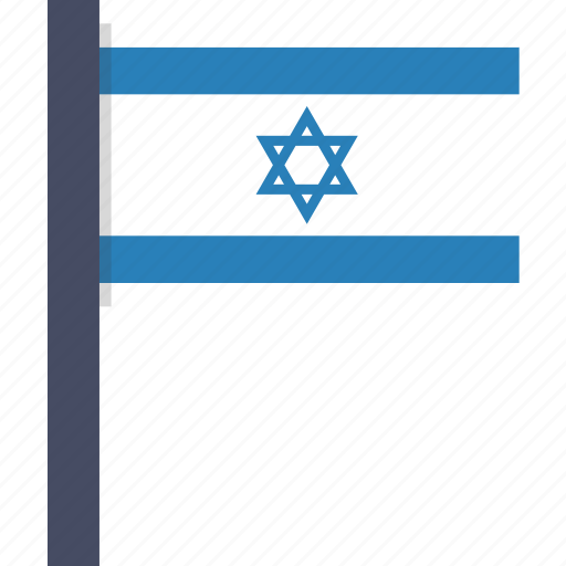country, flag, israel, israeli, national icon