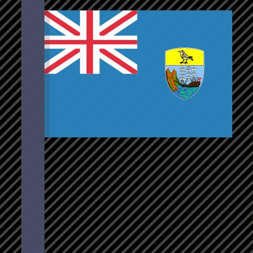 flag, helena, saint icon
