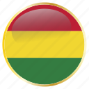 america, bol, bolivia, bolivian, south, sucre icon